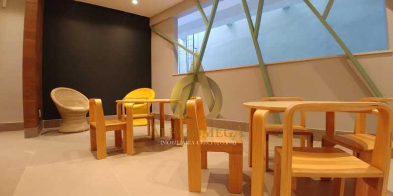 16 - Apartamento à venda Rua Pinheiro Guimarães,Botafogo, Rio de Janeiro - R$ 2.355.000 - AOJ40009 - 17