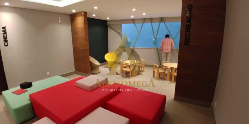 17 - Apartamento à venda Rua Pinheiro Guimarães,Botafogo, Rio de Janeiro - R$ 2.355.000 - AOJ40009 - 16
