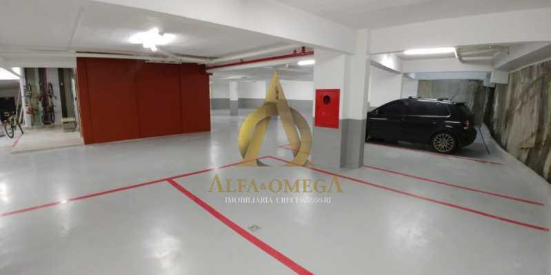 18 - Apartamento à venda Rua Pinheiro Guimarães,Botafogo, Rio de Janeiro - R$ 2.355.000 - AOJ40009 - 19