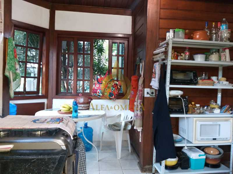 2 - Casa em Condomínio à venda Estrada do Itanhangá,Itanhangá, Rio de Janeiro - R$ 800.000 - AOJC60136 - 20