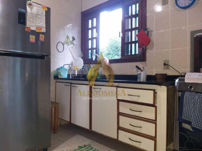 3 - Casa em Condomínio à venda Estrada do Itanhangá,Itanhangá, Rio de Janeiro - R$ 800.000 - AOJC60136 - 23