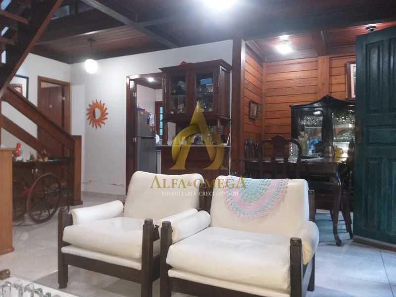 5 - Casa em Condomínio à venda Estrada do Itanhangá,Itanhangá, Rio de Janeiro - R$ 800.000 - AOJC60136 - 4