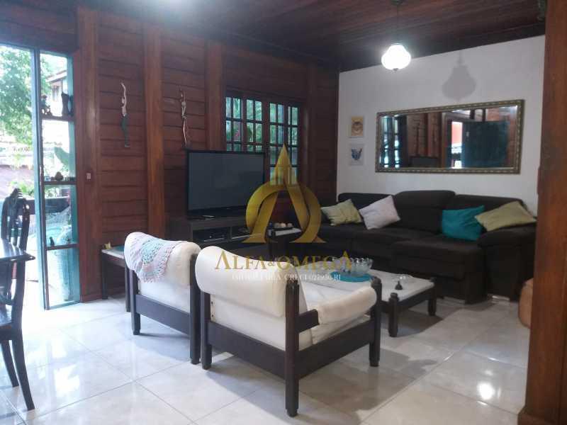 6 - Casa em Condomínio à venda Estrada do Itanhangá,Itanhangá, Rio de Janeiro - R$ 800.000 - AOJC60136 - 1