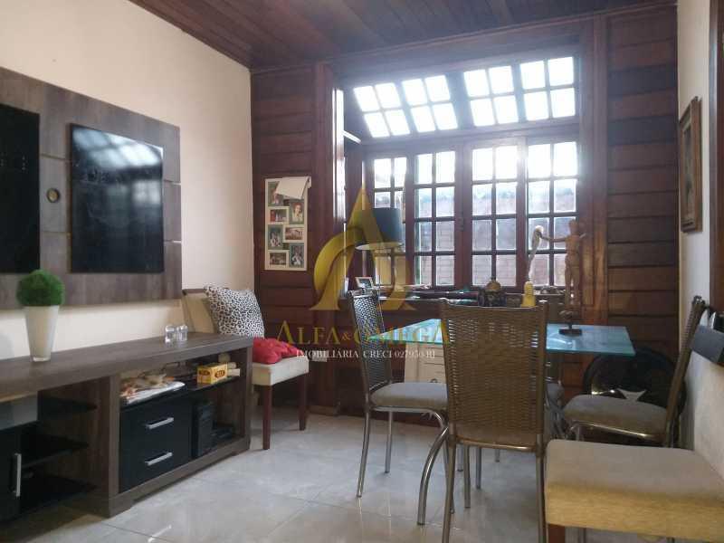 8 - Casa em Condomínio à venda Estrada do Itanhangá,Itanhangá, Rio de Janeiro - R$ 800.000 - AOJC60136 - 7