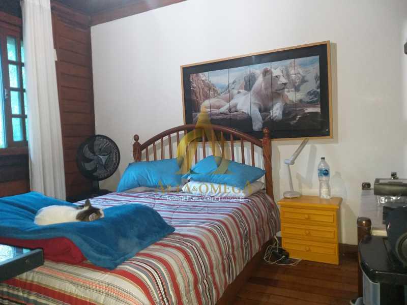 10 - Casa em Condomínio à venda Estrada do Itanhangá,Itanhangá, Rio de Janeiro - R$ 800.000 - AOJC60136 - 9
