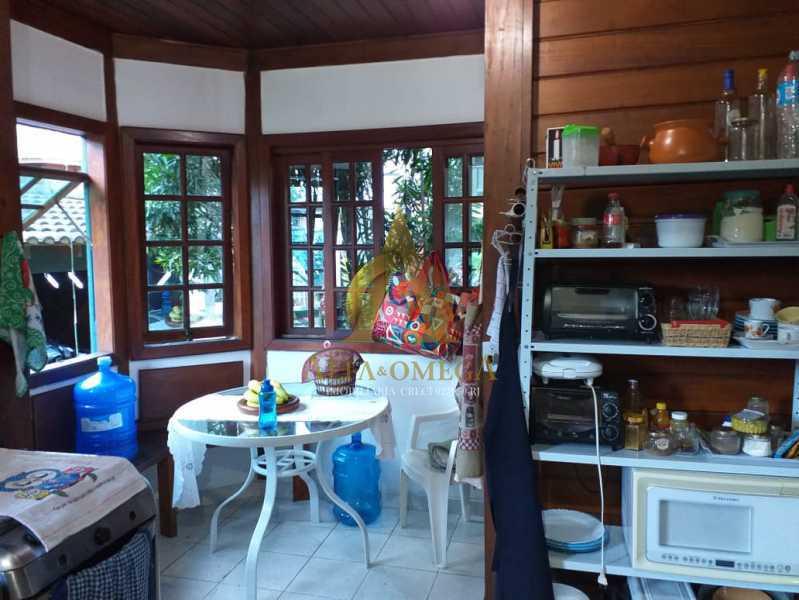 14 - Casa em Condomínio à venda Estrada do Itanhangá,Itanhangá, Rio de Janeiro - R$ 800.000 - AOJC60136 - 21