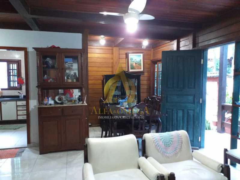 15 - Casa em Condomínio à venda Estrada do Itanhangá,Itanhangá, Rio de Janeiro - R$ 800.000 - AOJC60136 - 5