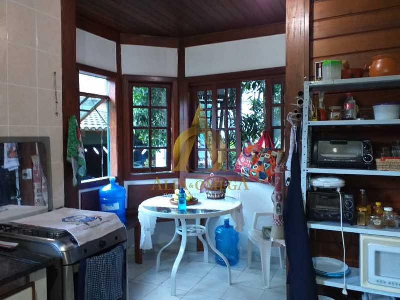 16 - Casa em Condomínio à venda Estrada do Itanhangá,Itanhangá, Rio de Janeiro - R$ 800.000 - AOJC60136 - 22
