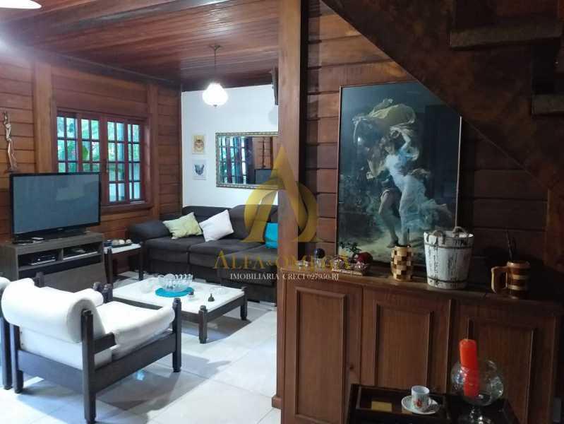 19 - Casa em Condomínio à venda Estrada do Itanhangá,Itanhangá, Rio de Janeiro - R$ 800.000 - AOJC60136 - 6