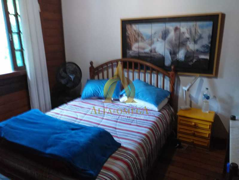 20 - Casa em Condomínio à venda Estrada do Itanhangá,Itanhangá, Rio de Janeiro - R$ 800.000 - AOJC60136 - 12