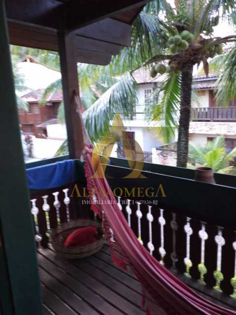 22 - Casa em Condomínio à venda Estrada do Itanhangá,Itanhangá, Rio de Janeiro - R$ 800.000 - AOJC60136 - 16
