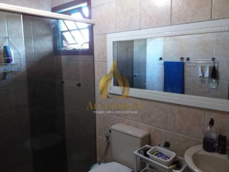 23 - Casa em Condomínio à venda Estrada do Itanhangá,Itanhangá, Rio de Janeiro - R$ 800.000 - AOJC60136 - 19