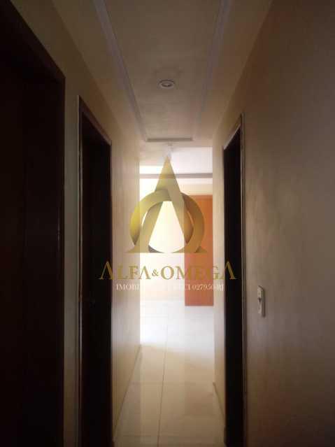 1 - Apartamento à venda Estrada Pau-Ferro,Pechincha, Rio de Janeiro - R$ 320.000 - AOJ20231 - 5
