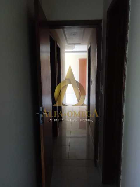 2 - Apartamento à venda Estrada Pau-Ferro,Pechincha, Rio de Janeiro - R$ 320.000 - AOJ20231 - 6