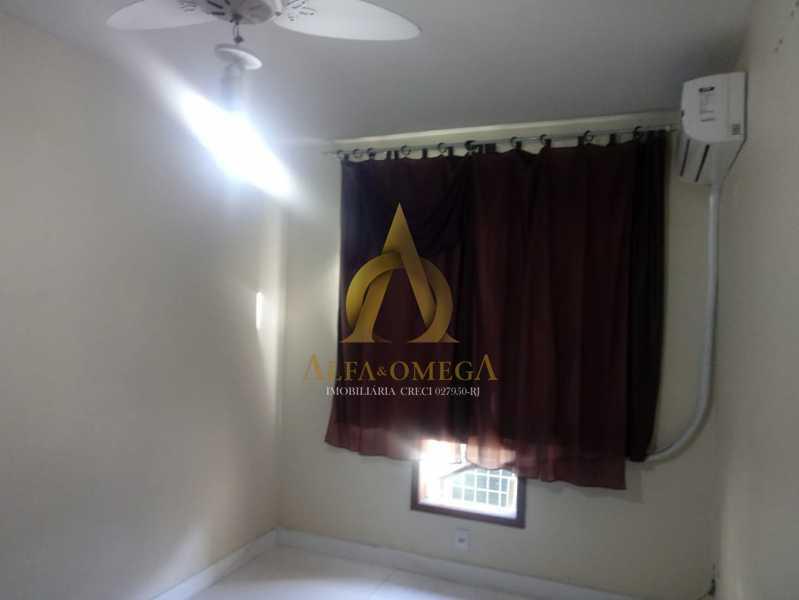 6 - Apartamento à venda Estrada Pau-Ferro,Pechincha, Rio de Janeiro - R$ 320.000 - AOJ20231 - 10