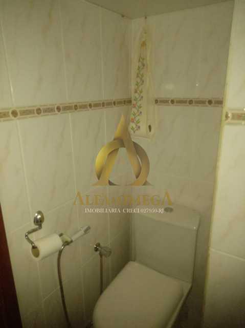 7 - Apartamento à venda Estrada Pau-Ferro,Pechincha, Rio de Janeiro - R$ 320.000 - AOJ20231 - 21
