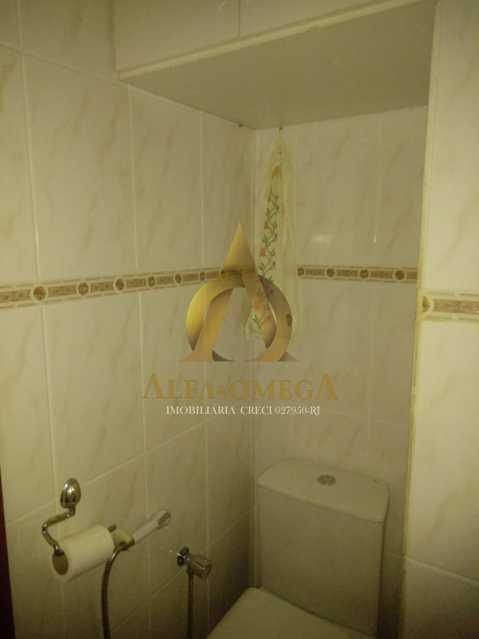 8 - Apartamento à venda Estrada Pau-Ferro,Pechincha, Rio de Janeiro - R$ 320.000 - AOJ20231 - 22