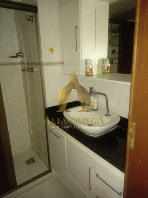 9 - Apartamento à venda Estrada Pau-Ferro,Pechincha, Rio de Janeiro - R$ 320.000 - AOJ20231 - 17