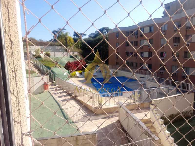 11 - Apartamento à venda Estrada Pau-Ferro,Pechincha, Rio de Janeiro - R$ 320.000 - AOJ20231 - 26