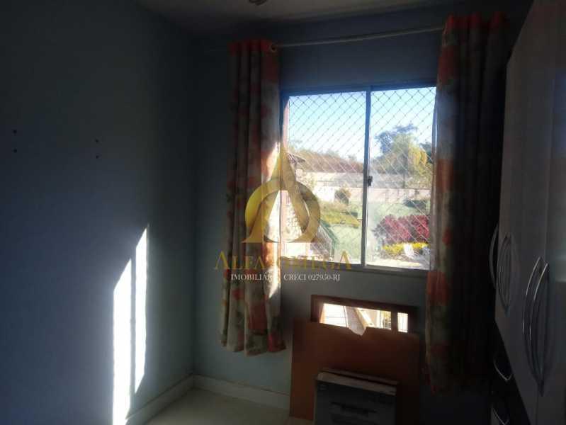 14 - Apartamento à venda Estrada Pau-Ferro,Pechincha, Rio de Janeiro - R$ 320.000 - AOJ20231 - 15