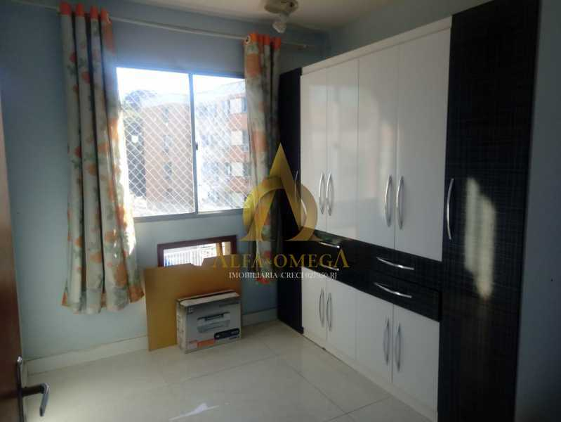15 - Apartamento à venda Estrada Pau-Ferro,Pechincha, Rio de Janeiro - R$ 320.000 - AOJ20231 - 14