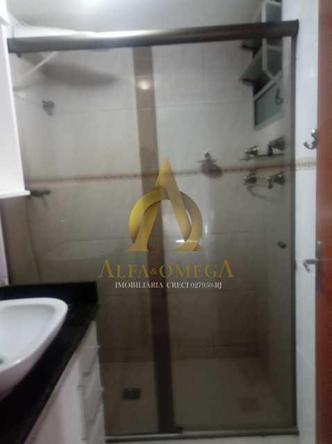 16 - Apartamento à venda Estrada Pau-Ferro,Pechincha, Rio de Janeiro - R$ 320.000 - AOJ20231 - 18