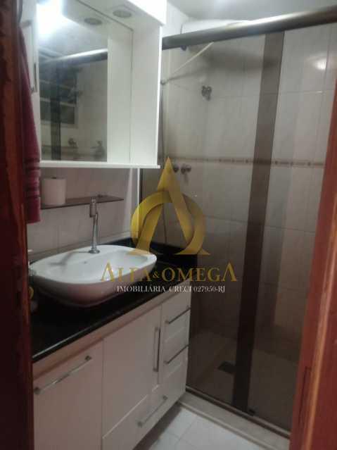17 - Apartamento à venda Estrada Pau-Ferro,Pechincha, Rio de Janeiro - R$ 320.000 - AOJ20231 - 19