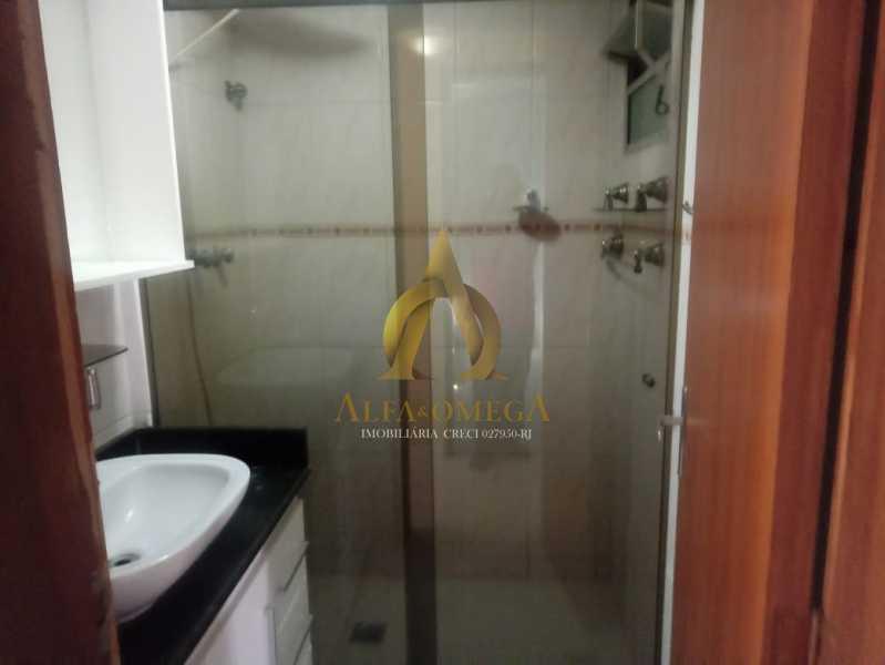 18 - Apartamento à venda Estrada Pau-Ferro,Pechincha, Rio de Janeiro - R$ 320.000 - AOJ20231 - 20