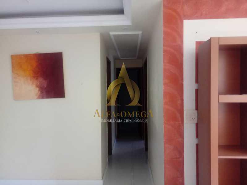 19 - Apartamento à venda Estrada Pau-Ferro,Pechincha, Rio de Janeiro - R$ 320.000 - AOJ20231 - 4