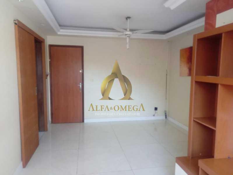 20 - Apartamento à venda Estrada Pau-Ferro,Pechincha, Rio de Janeiro - R$ 320.000 - AOJ20231 - 3