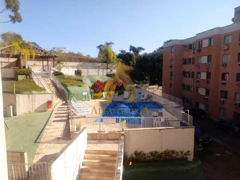 21 - Apartamento à venda Estrada Pau-Ferro,Pechincha, Rio de Janeiro - R$ 320.000 - AOJ20231 - 27
