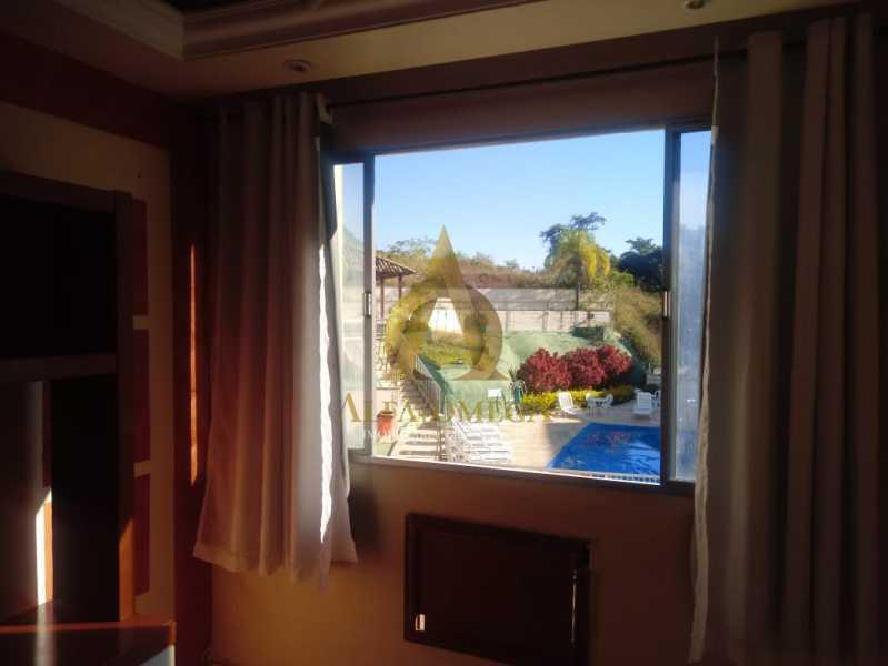 22 - Apartamento à venda Estrada Pau-Ferro,Pechincha, Rio de Janeiro - R$ 320.000 - AOJ20231 - 12