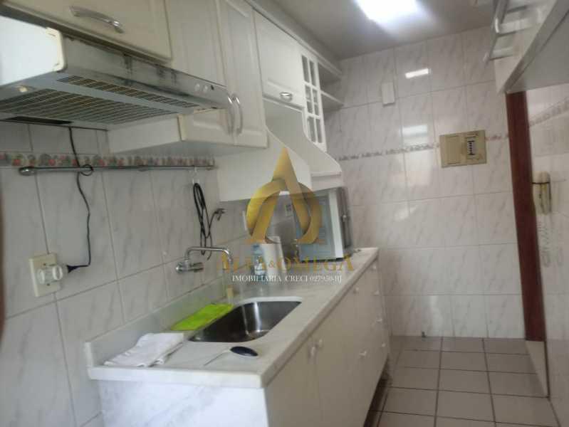 24 - Apartamento à venda Estrada Pau-Ferro,Pechincha, Rio de Janeiro - R$ 320.000 - AOJ20231 - 23