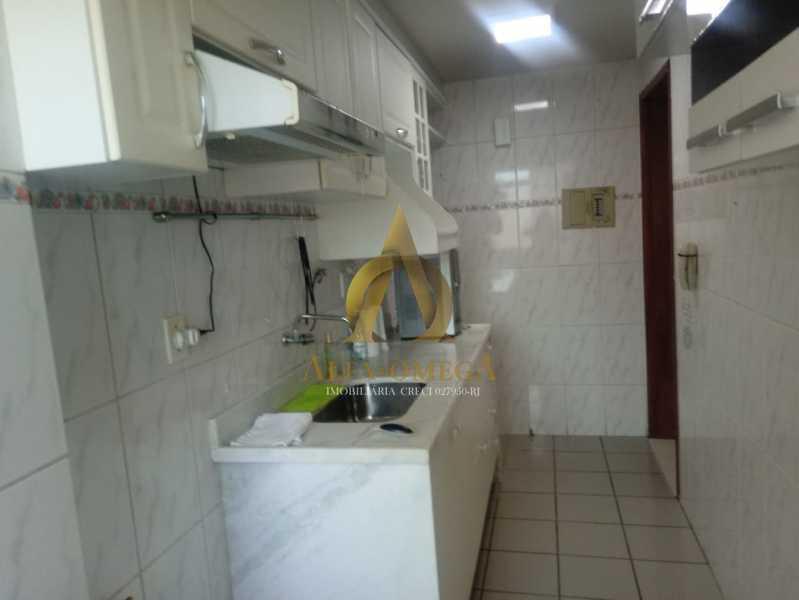 25 - Apartamento à venda Estrada Pau-Ferro,Pechincha, Rio de Janeiro - R$ 320.000 - AOJ20231 - 24