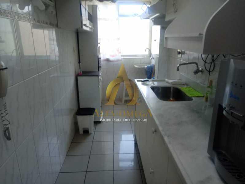 26 - Apartamento à venda Estrada Pau-Ferro,Pechincha, Rio de Janeiro - R$ 320.000 - AOJ20231 - 25