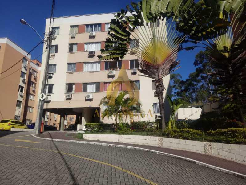 27 - Apartamento à venda Estrada Pau-Ferro,Pechincha, Rio de Janeiro - R$ 320.000 - AOJ20231 - 28