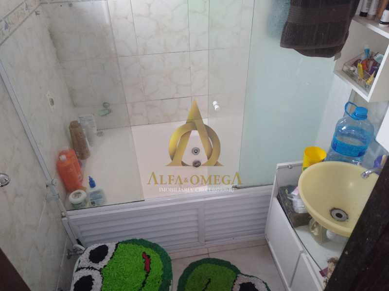 1 - Casa à venda Rua Araticum,Anil, Rio de Janeiro - R$ 480.000 - AOJ60118 - 15