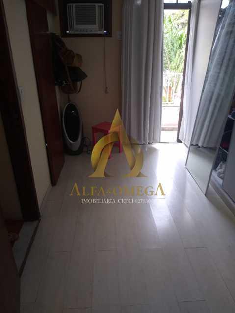 4 - Casa à venda Rua Araticum,Anil, Rio de Janeiro - R$ 480.000 - AOJ60118 - 8