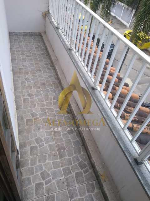 5 - Casa à venda Rua Araticum,Anil, Rio de Janeiro - R$ 480.000 - AOJ60118 - 9