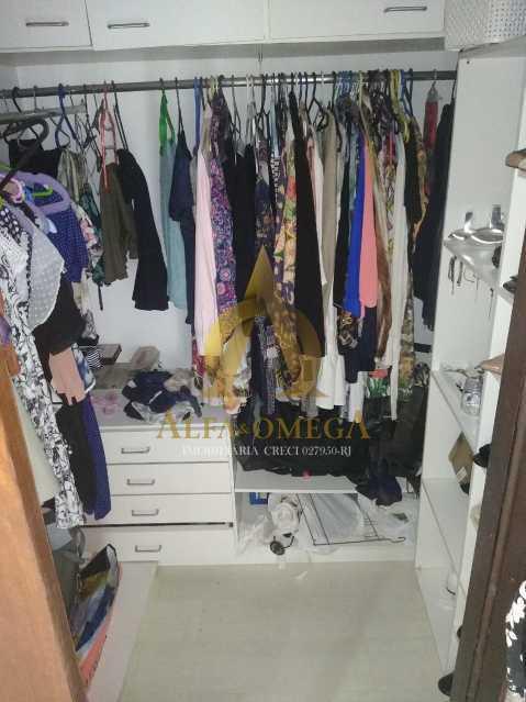 6 - Casa à venda Rua Araticum,Anil, Rio de Janeiro - R$ 480.000 - AOJ60118 - 7