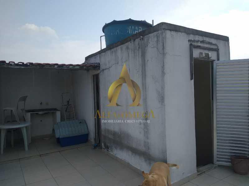 8 - Casa à venda Rua Araticum,Anil, Rio de Janeiro - R$ 480.000 - AOJ60118 - 28