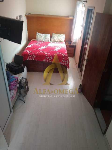19 - Casa à venda Rua Araticum,Anil, Rio de Janeiro - R$ 480.000 - AOJ60118 - 6
