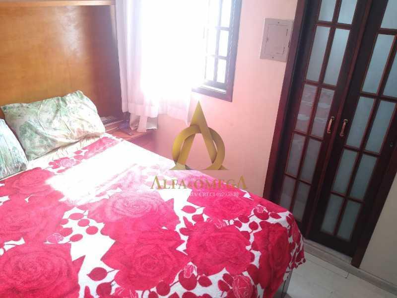 20 - Casa à venda Rua Araticum,Anil, Rio de Janeiro - R$ 480.000 - AOJ60118 - 5