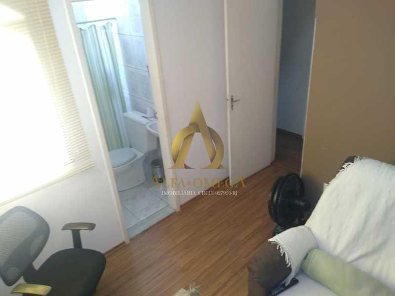 23 - Casa à venda Rua Araticum,Anil, Rio de Janeiro - R$ 480.000 - AOJ60118 - 11