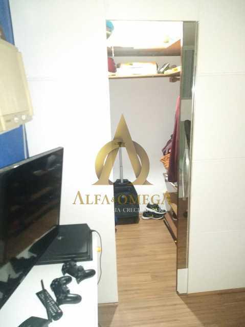 26 - Casa à venda Rua Araticum,Anil, Rio de Janeiro - R$ 480.000 - AOJ60118 - 14