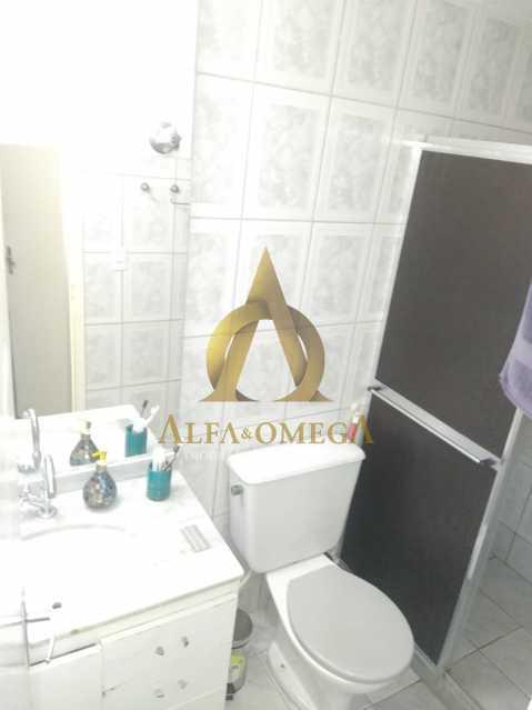 29 - Casa à venda Rua Araticum,Anil, Rio de Janeiro - R$ 480.000 - AOJ60118 - 18