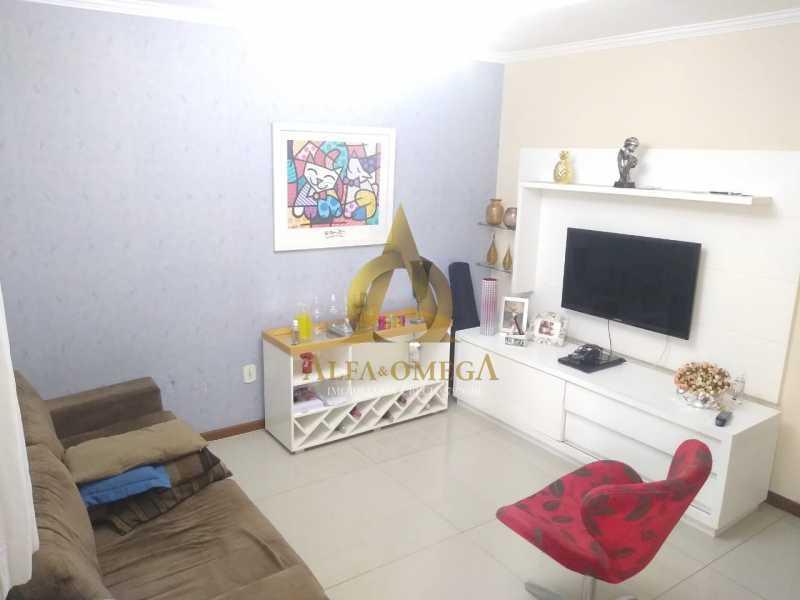 32 - Casa à venda Rua Araticum,Anil, Rio de Janeiro - R$ 480.000 - AOJ60118 - 3