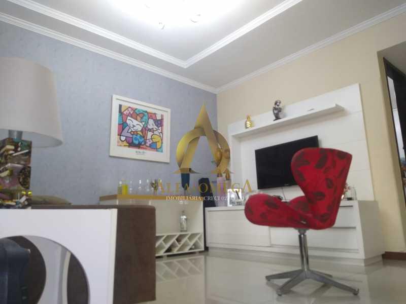 33 - Casa à venda Rua Araticum,Anil, Rio de Janeiro - R$ 480.000 - AOJ60118 - 4