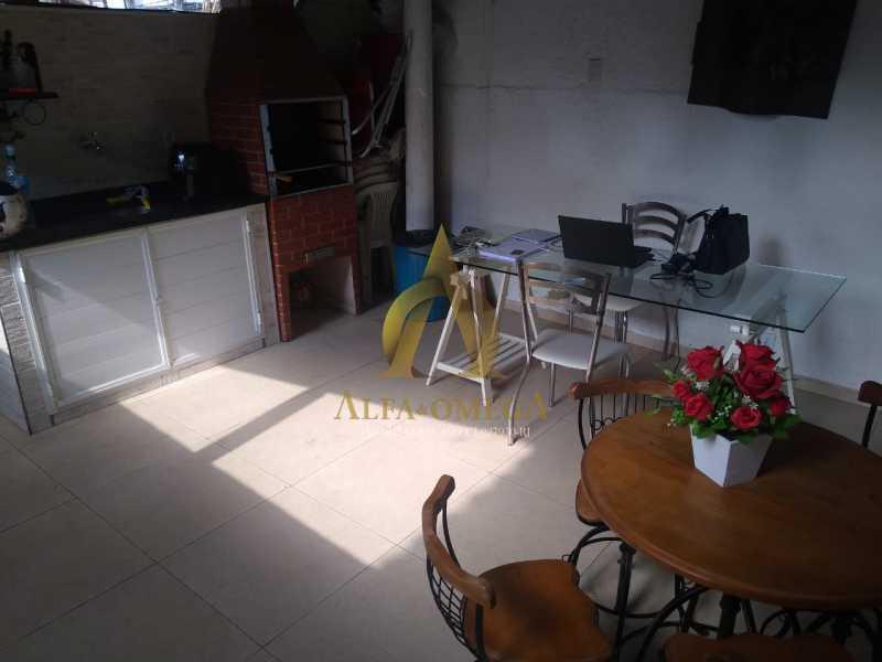40 - Casa à venda Rua Araticum,Anil, Rio de Janeiro - R$ 480.000 - AOJ60118 - 25