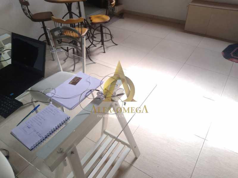 41 - Casa à venda Rua Araticum,Anil, Rio de Janeiro - R$ 480.000 - AOJ60118 - 26